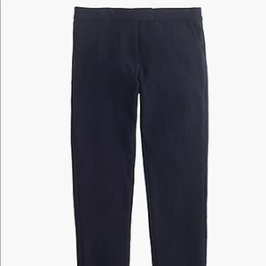 J crew Ryder  black pants